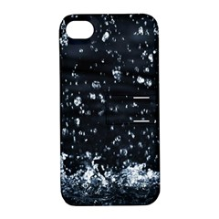 AUTUMN RAIN Apple iPhone 4/4S Hardshell Case with Stand