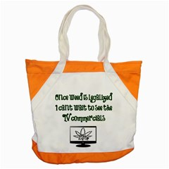 Weed Commercials Accent Tote Bag