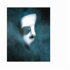 Phantom Mask Large Garden Flag (Two Sides)