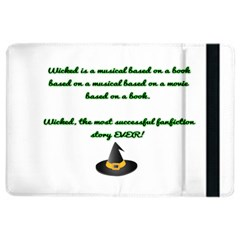 Wicked Fanfiction iPad Air 2 Flip