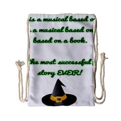 Wicked Fanfiction Drawstring Bag (Small)