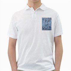 WATERY ICE SHEETS Golf Shirts