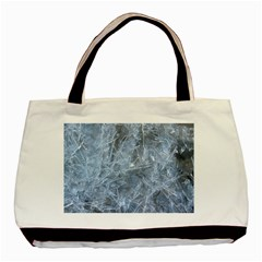 WATERY ICE SHEETS Basic Tote Bag