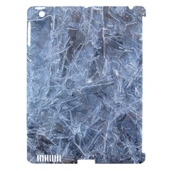 WATERY ICE SHEETS Apple iPad 3/4 Hardshell Case (Compatible with Smart Cover)