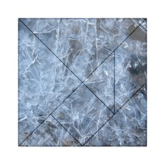 WATERY ICE SHEETS Acrylic Tangram Puzzle (6  x 6 )