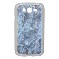 WATERY ICE SHEETS Samsung Galaxy Grand DUOS I9082 Case (White)