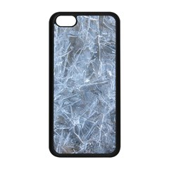 WATERY ICE SHEETS Apple iPhone 5C Seamless Case (Black)