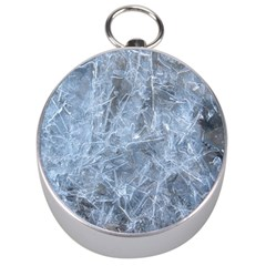 WATERY ICE SHEETS Silver Compasses