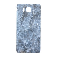 WATERY ICE SHEETS Samsung Galaxy Alpha Hardshell Back Case