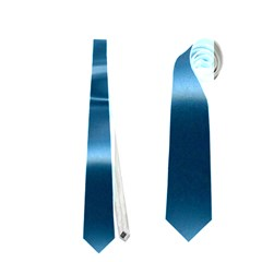 WATER RIPPLES 1 Neckties (Two Side)