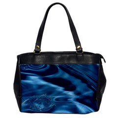 WATER RIPPLES 1 Office Handbags