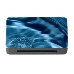 Water Ripples 1 Memory Card Reader With Cf