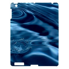 WATER RIPPLES 1 Apple iPad 3/4 Hardshell Case