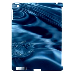 WATER RIPPLES 1 Apple iPad 3/4 Hardshell Case (Compatible with Smart Cover)