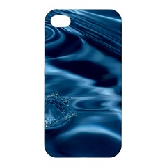 WATER RIPPLES 1 Apple iPhone 4/4S Premium Hardshell Case
