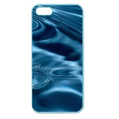 WATER RIPPLES 1 Apple Seamless iPhone 5 Case (Color)