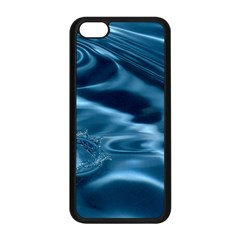 WATER RIPPLES 1 Apple iPhone 5C Seamless Case (Black)