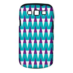 Peaks pattern Samsung Galaxy S III Classic Hardshell Case (PC+Silicone)