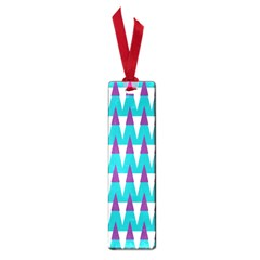 Peaks pattern Small Book Mark