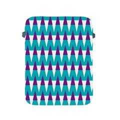 Peaks pattern Apple iPad 2/3/4 Protective Soft Case