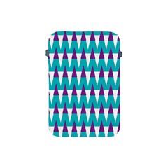Peaks pattern Apple iPad Mini Protective Soft Case