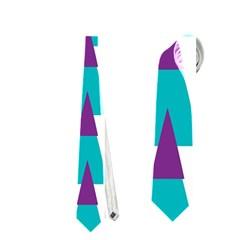 Peaks pattern Necktie