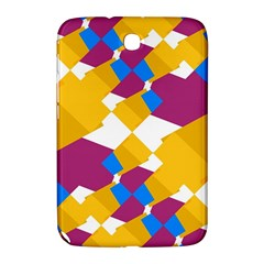 Layered shapes Samsung Galaxy Note 8.0 N5100 Hardshell Case