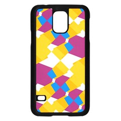 Layered shapes	Samsung Galaxy S5 Case