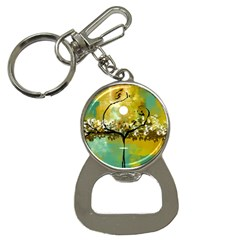 She Open s To The Moon Bottle Opener Key Chains