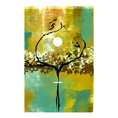 She Open s To The Moon Shower Curtain 48  X 72  (small)