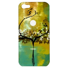 She Open s To The Moon Apple Iphone 5 Hardshell Case