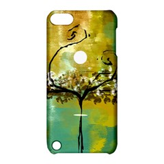She Open s to the Moon Apple iPod Touch 5 Hardshell Case with Stand