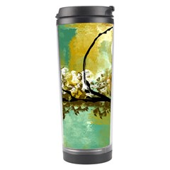 She Open s to the Moon Travel Tumblers