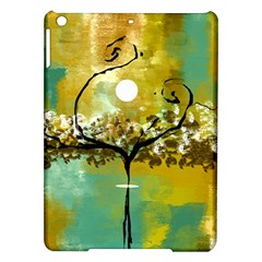 She Open s to the Moon iPad Air Hardshell Cases