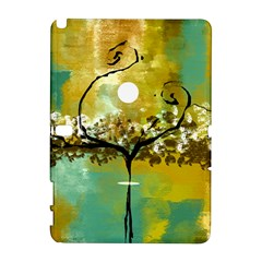 She Open s To The Moon Samsung Galaxy Note 10 1 (p600) Hardshell Case