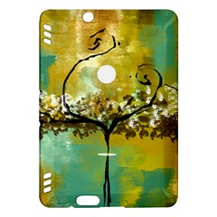 She Open s to the Moon Kindle Fire HDX Hardshell Case