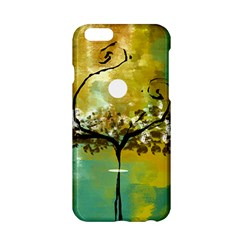 She Open s To The Moon Apple Iphone 6/6s Hardshell Case