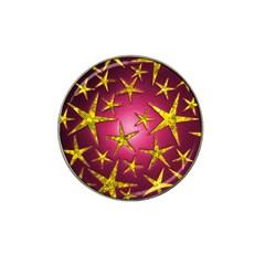 Star Burst Hat Clip Ball Marker