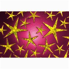 Star Burst Collage 12  X 18