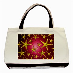 Star Burst Basic Tote Bag