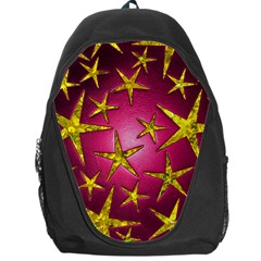 Star Burst Backpack Bag