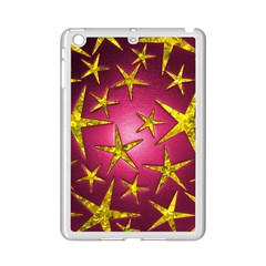 Star Burst iPad Mini 2 Enamel Coated Cases