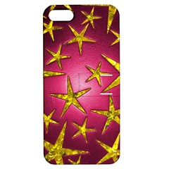 Star Burst Apple iPhone 5 Hardshell Case with Stand