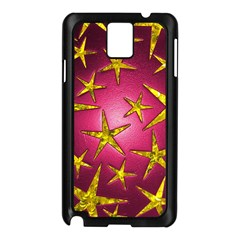 Star Burst Samsung Galaxy Note 3 N9005 Case (Black)