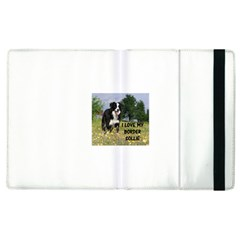 Border Collie Love W Picture Apple iPad 3/4 Flip Case