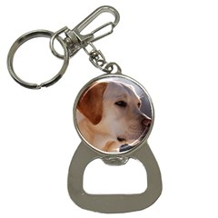 3 Labrador Retriever Bottle Opener Key Chain