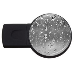 WATER DROPS 4 USB Flash Drive Round (1 GB)