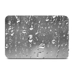 Water Drops 4 Plate Mats