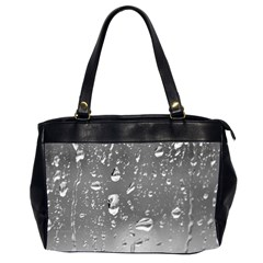 WATER DROPS 4 Office Handbags (2 Sides)