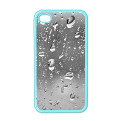 WATER DROPS 4 Apple iPhone 4 Case (Color)